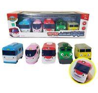 TITIPO Trains Friends-Mini Safe Soft Fun Kids Toys 5 Set & Beep Sound_NHJK C