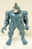 1994 ToyBiz Marvel Spider-Man The Animated Series Rhino Loose Action Figure