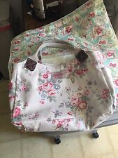 Authentic Cath Kidston Cream Floral satchel