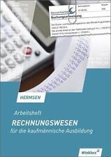 Rechnungswesen für Bürokaufleute. Arbeitsheft von Jürgen Hermsen (2012, Taschen…