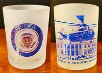 Ronald Reagan Helicopter Squadron - I Old Fashioned Glass - Presidential Seal