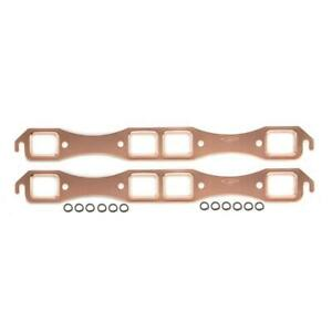 Mr Gasket Exhaust Manifold Gasket Set 7167MRG; Copper for 361-440 B/RB Mopar