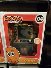 Q*BERT #04 Mini Arcade Classics Handheld Game  **IN COLOR**   MISB