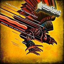 JUDAS PRIEST CD - SCREAMING FOR VENGEANCE [30TH ANNIVERSARY EDITION](2012) - NEW