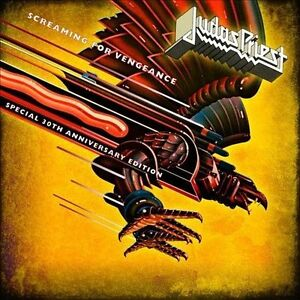 JUDAS PRIEST - Screaming For Vendeance - 30th Anniversary Edition CD+DVD