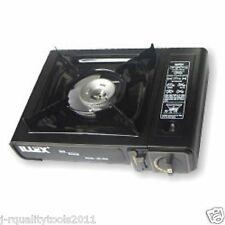 2 NEW PORTABLE BUTANE/GAS STOVE RANGE COOKTOP CAMPING