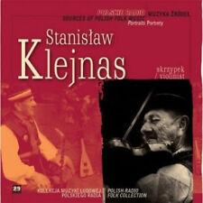 CD STANISŁAW KLEJNAS violinist Sources Of Polish Folk Music 29 / muzyka źródeł