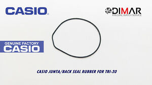 Casio Gasket / Back Seal Rubber, For TRI-20