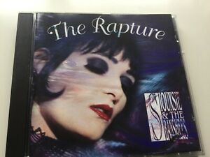 SIOUXSIE AND THE BANSHEES THE RAPTURE CD BABY APART STARGAZER GRACE CHILD DOWN