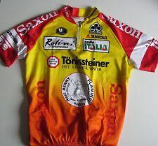Maillot Cycliste TONISSTEINER SAXON SELLE ITALIA. Oostende
