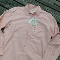 IZOD Vintage Fine Cotton Shirt Size M Classic Fit NWT NEW WITH TAGS