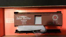 Train Miniature HO Seaboard Air Line Wood DS Boxcar Kit, NIB