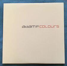 ADAM F - 'COLOURS' - 12 TRACK PROMO CD - DJ8217252
