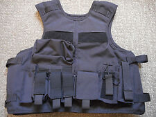 Diamondback Tactical First Choice TAS Tactical Assault Shell Armor Carrier BLACK