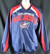 Columbus Blue Jackets NHL G-III Men's Long Sleeve Pullover Jacket