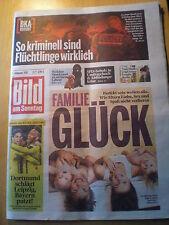 BamS Mariah Carey Jürgen Klopp Pamela Anderson Mario Adorf Dirk Nowitzki Huppert
