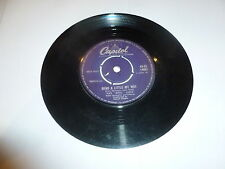 "NAT KING COLE - Bend a little my way - 1968 UK 7"" vinyl single"