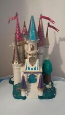 Vintage Disney Polly Pocket Starcastle Beauty and the Beast 1998 pulls open
