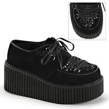 078280c65a80a Creepers Suede Flats & Oxfords for Women