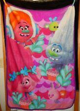 DreamWorks Trolls License Super Plush Throw Blanket