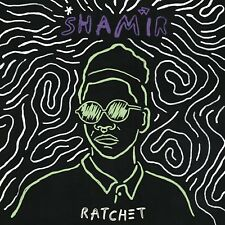 SHAMIR - RATCHET  CD NEW+