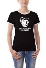 Kult und unifarbene Herren-T-Shirts mit Motiv