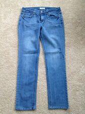 Juniors Route 66 Size 9/10 Mid Rise Straight Leg Jeans