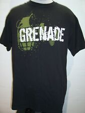 GRENADE Large L T shirt Combined ship Discounts