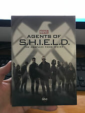 Marvel's Agents Of Shield Third Season 3 Brand New Sealed in Box ships FREE!!!