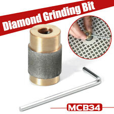 "3/4"" Diamond Grinding Bit Glass Abrasive Tool for Inland Diamond Glass Grinder"