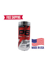 Cellucor P6 Original  120 Capsules  FREE SHIPPING