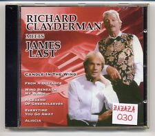 James Last Richard Clayderman CD Candle In The Wind 32 587 - meets - laserlight