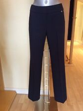 Gerry Weber Trousers Size 18 BNWT Navy Tailored With Pockets RRP £95 NOW £43