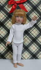 Fits 12 Kish Bethany Doll ... White 2 Piece Leggings Outfit ... D220