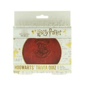 Hogwarts Trivia Quiz Officially Licensed Harry Potter General Knowledge Game