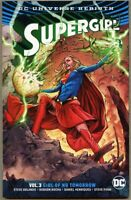 GN/TPB Supergirl Volume 3 Three 2018 nm- 9.2 DC 1st 148pgs Rebirth New Super-Man