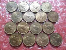 More details for complete set of george vi farthings - 16 coins.