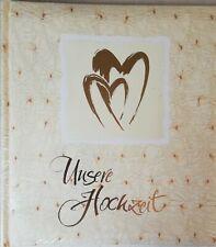 Ti Amo Hochzeitsalbum 29x32 cm Fotoalbum 60 Seiten unsere Hochzeit Wedding Neu