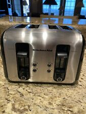 New listing Kitchen Aid Four Slice Toaster