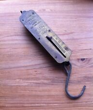 Vintage Scale- Jon Chatillon and Sons 25 lb. Brass Scale