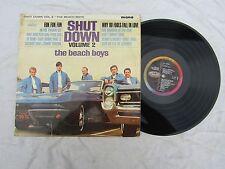 BEACH BOYS lp SHUT DOWN volume 2 uk original mono capitol T 2027....33rpm / 60's