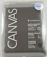 SwitchEasy Canvas Hülle SW-CANP5-BK für iPad Air - Schwarz NEU A