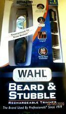 Wahl 9916-4301 Hair Beard and Mustache Trimmer Cordless Rechargeable Clipper B
