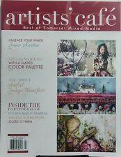 Artists Cafe Volume 10 Best of Somerset Mixed Media Jane Austen FREE SHIPPING sb