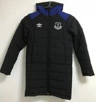Boys kids Everton hoodie padded jacket size medium boy MB/146 Umbro