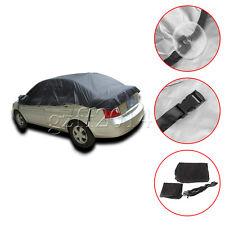 1x Waterproof Half Car Window Snow Rain Sun UV Cover Protector Sunshade