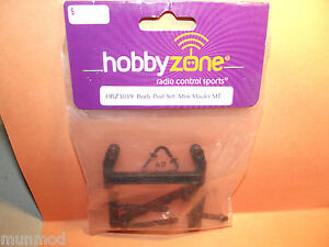 Hobbyzone Hbz3039 Mini Mauler Body Post
