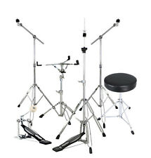 Mapex Tornado Drum Kit Hardware Cymbal Stand Pack With Stool Throne