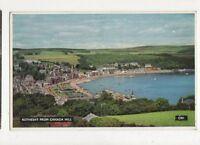 Rothesay From Canada Hill 1963 Bute Postcard 597a