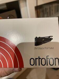 Ortofon 2M Black Plug and Play MKII MM Cartridge